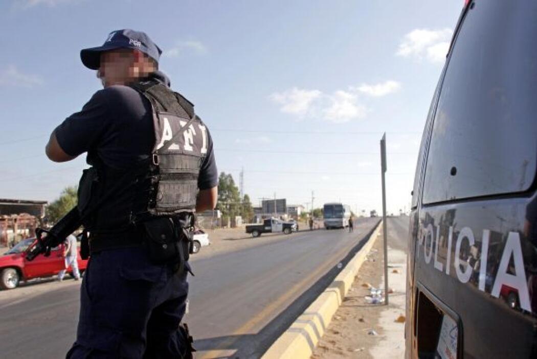 Según esa ONG, entre 1985 y el 2010 los homicidios aumentaron en Ciudad...