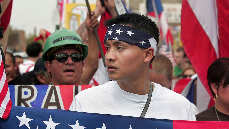 Latinos y sirios marcharán contra la xenofobia