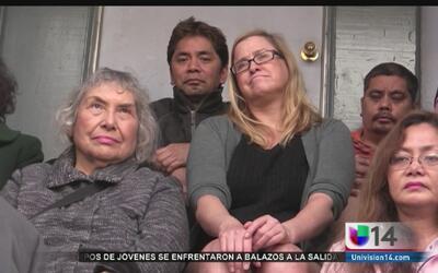 Salvan a inquilinos de San Francisco que estaban a punto de ser desalojados