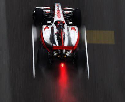 GP de CHINA, 18 de abrilButton, que logró su segunda victoria de...