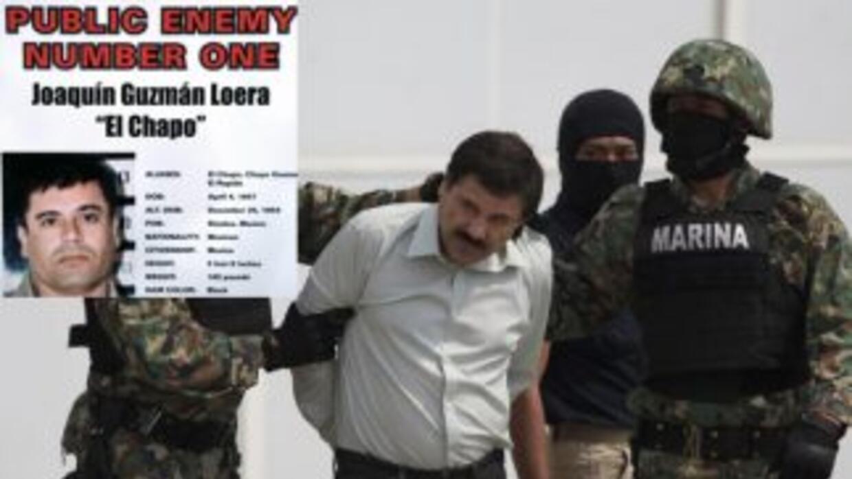 El capo de la droga tiene muchos cargos pendientes con la justicia mexic...