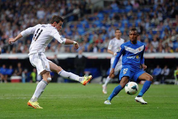 Gareth Bale tuvo varios intentos y sentenció en una ocasión.