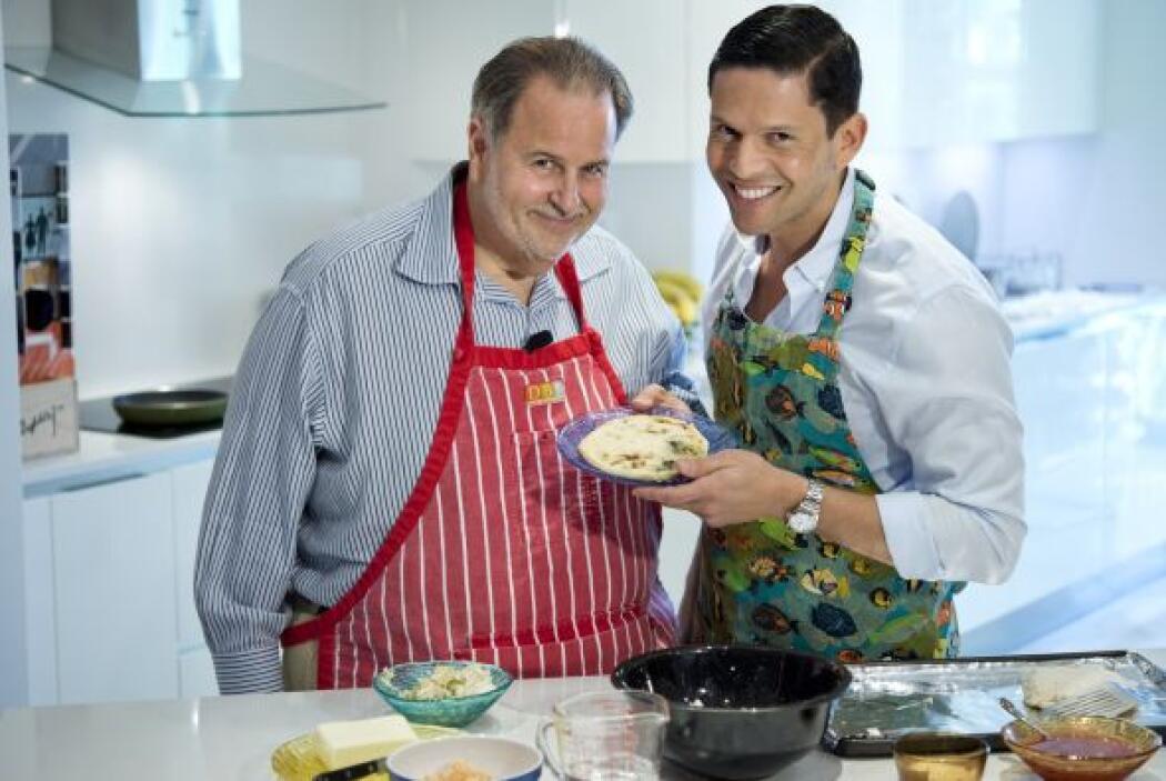 Pupusarepas: El Gordo y el Flaco fashionista, se juntaron a cocinar y sa...