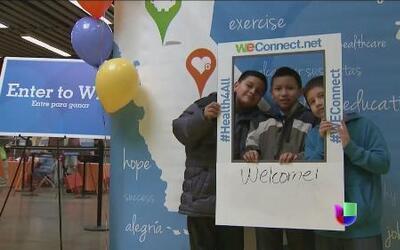 Ferias WeConnect: una ventana de ayuda para la salud