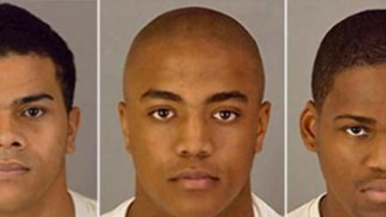 Emrys John, izquierda, y Tyrone Miller, derecha, recibieron sentencia de...