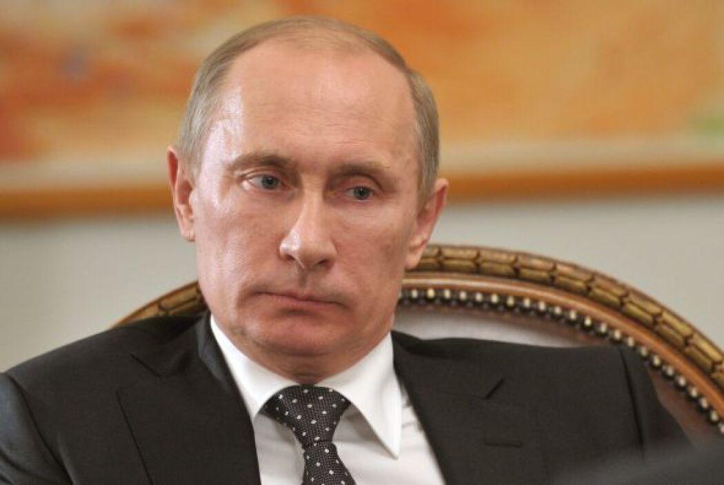El presidente ruso, Vladímir Putin, envió hoy un telegrama de congratula...