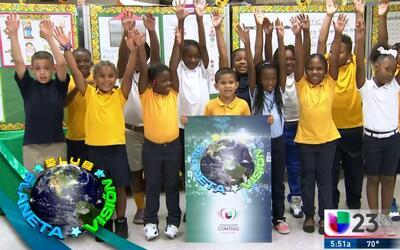 Club Planeta Visión: Lorah Park Elementary
