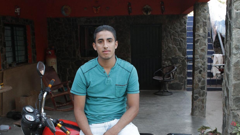 El dreamer Juan Manuel Montes.