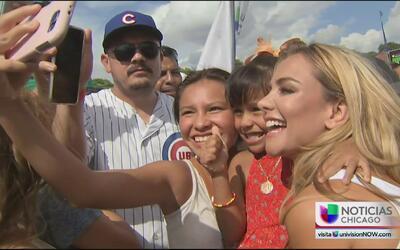 Gran fiesta de Univision Deportes en Cicero