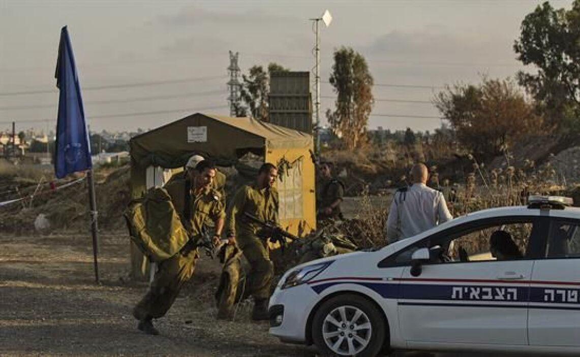 Sin embargo, durante la búsqueda de los jóvenes, en Cisjordania murieron...