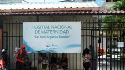 Hospital de Maternidad de San Salvador, donde se lograron separar exitós...