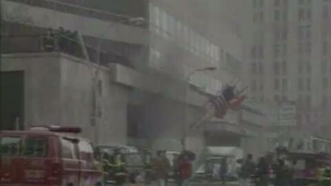 Conmemoran en Manhattan el primer atentado terrorista a las torres del W...