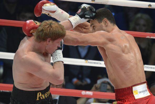 La pelea no fue lo explosiva que se esperaba.