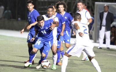 Nicaragua empató 1-1 con El Salvador