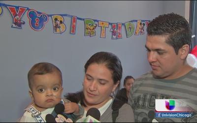 """Unidos por Luis Eduardo"", familia busca donante de hígado"