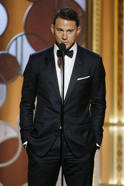 Channing Tatum habló de su cinta 'Foxcatcher'