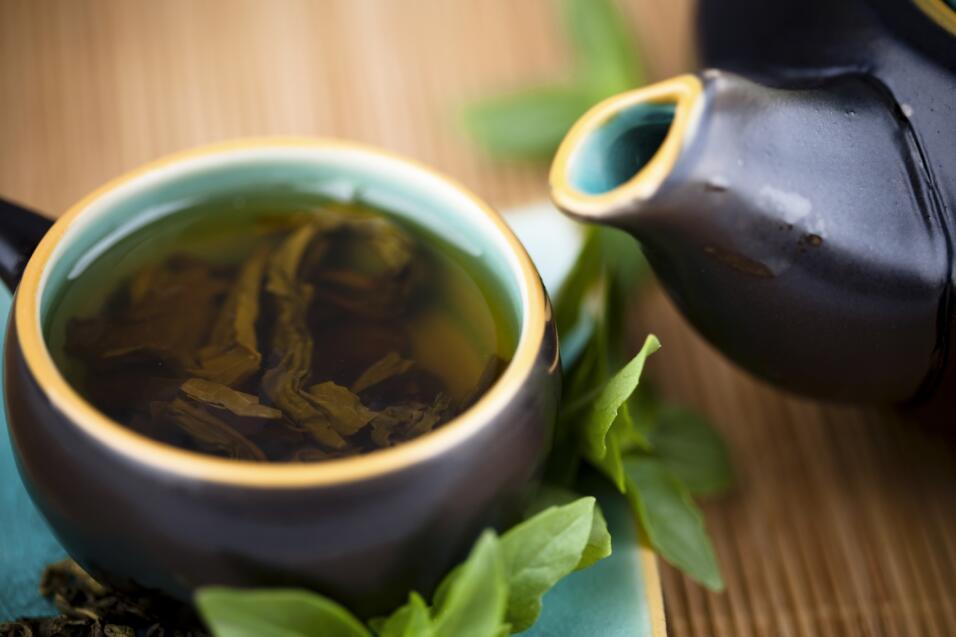 La mayorías de los tés contienen altas cantidades de sílice, un mineral...