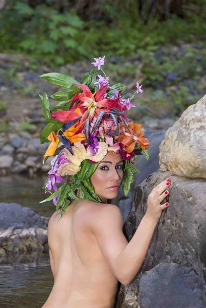 Leticia Laurenti tuvo el privilegio de elegir su foto. (Foto por: Ivan B...