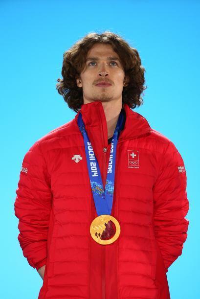 Iouri Podladtchikov de Suiza se convirtió en medallista de oro en la pru...