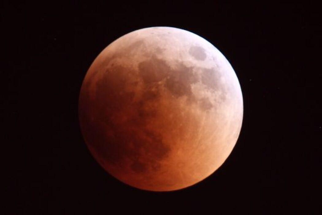 El eclipse del martes es el primero de una tétrada o serie de cuatro ecl...