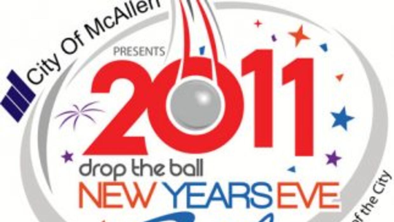 Año Nuevo en McAllen, TX