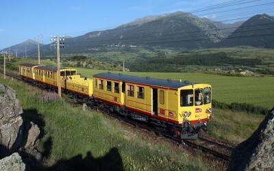 Las mejores travesías en tren por los Estados Unidos