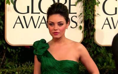 Mila Kunis y la 'responsabilidad' de ser mamá
