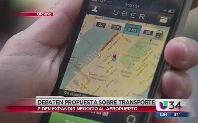Uber podrá ofrecer servicios en el Hartsfield-Jackson