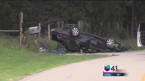 Dos accidentes fatales en el condado de Bexar