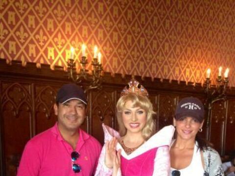Bárbara Bermudo festejo el quinto cumpleaños de su princes...