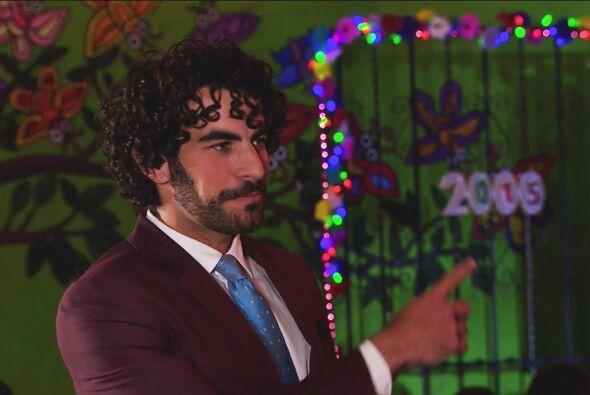 Ni más ni menos que Paolo, el apuesto actor que anda muy interesadito en...