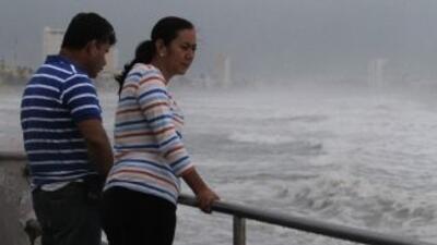El huracán Norbert alcanzó la categoría III.