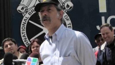 Jorge Mújica anunció el jueves su intención de postularse para el puesto...