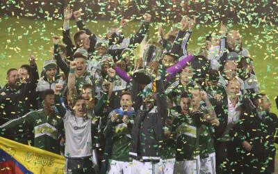 Portland Timbers, campeon de la MLS Cup 2015