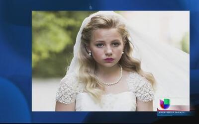 Indignación por boda de niña de 12 años