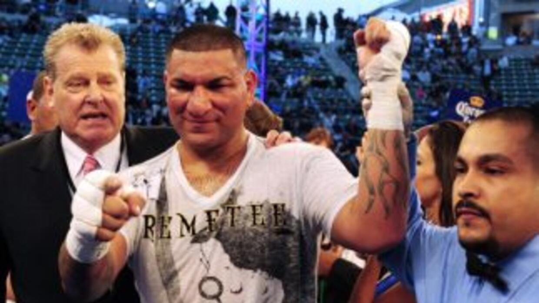 Chris Arreola emocionado de pelear por primera vez en México.