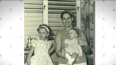 Lili Estefan recordó con lágrimas en los ojos que los restos de su madre...