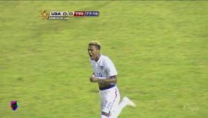 Estados Unidos le pega a Trinidad y Tobago con 1-0
