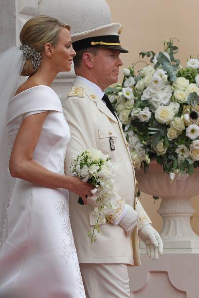 Alberto de Mónaco y Charlene Wittstock hicieron pública su relación el 1...