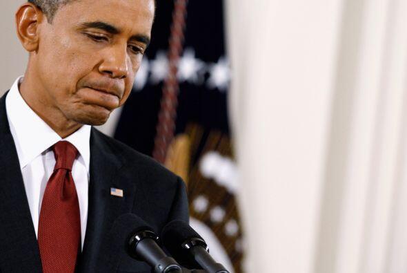 El día después de las elecciones, Obama se mostró reflexivo. Los republi...