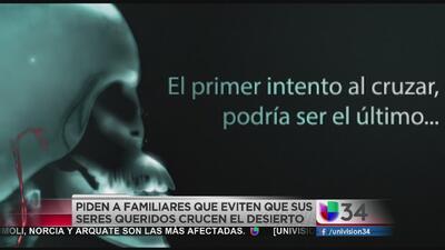Nueva campaña recluta a familiares de inmigrantes