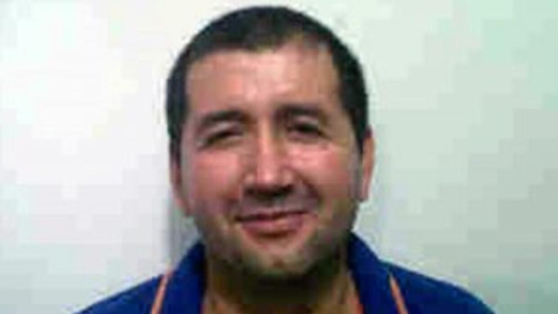 El capo colombiano Daniel 'El Loco' Barrera.