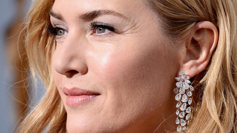 La actriz Kate Winslet se rehusa a que la retoquen con Photoshop.