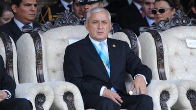 Futuro incierto en presidencia de Guatemala