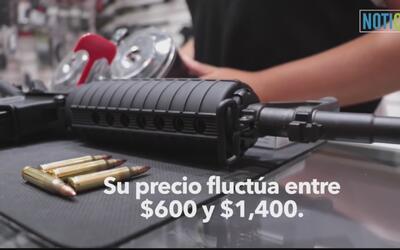 ¿Es un problema el fácil acceso a las armas?