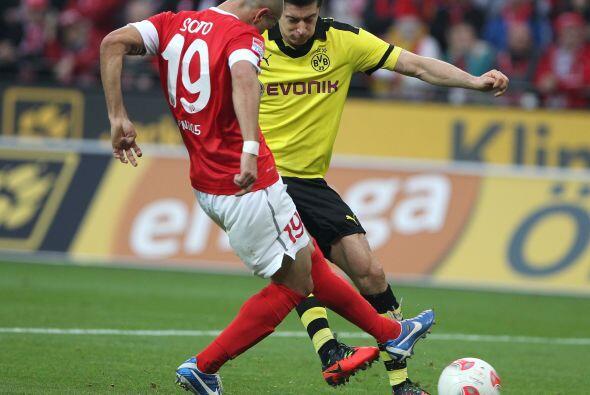 El hombre del Bayer Leverkusen sacó de apuros a su equipo en el d...