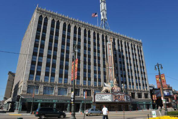 Detroit, en el norte del país, es mejor conocida como Motor City...