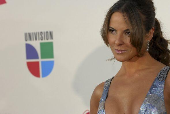 Kate del Castillo: Es una mexicana que al principio de consolidó...