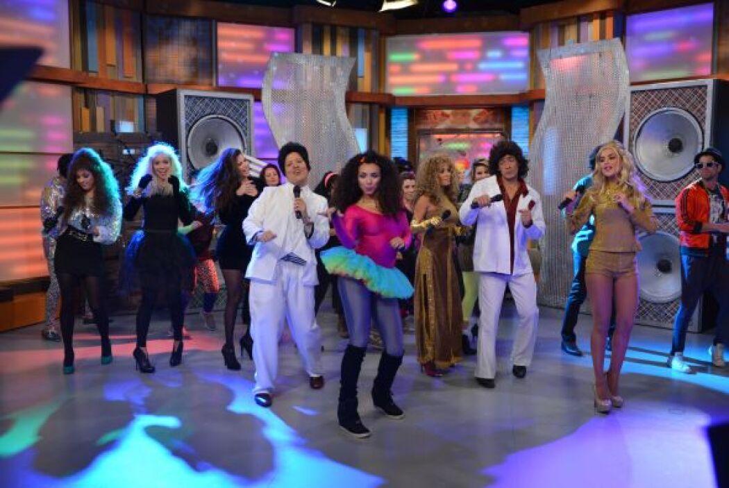 En Despierta América nos encanta bailar y esta mañana había muchas razon...