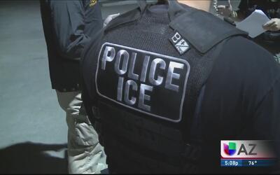 Inmigrantes temen acudir a Corte y después ser detenidos por ICE